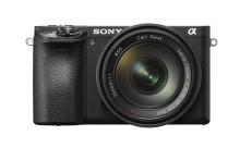 Sony lanserar ny α6500-kamera med exceptionell allsidig prestanda