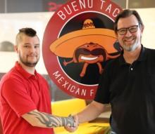 NR Kyl levererade storköksutrustningen till Bueno Tacos restaurang i Borås!