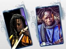 Habib Koité (Mali) och Carlou D (Senegal) i dubbelkonsert 29 mars 2014