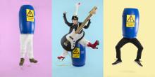 Clowndansföreställning har urpremiär på Kungsbacka Teater