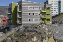 ROCKWOOLs fasadlösningar bra för Grönlands hårda klimat