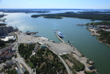 Port of Naantali renewed website:  - ready, steady and peek!!