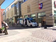 Beratungsmobil der Unabhängigen Patientenberatung kommt am 24. Juli nach Stralsund.