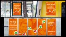 UC manar till ökad kunskap om privatekonomi i ny utomhuskampanj