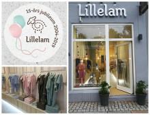 Lillelam lanserer egen butikk
