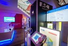 Eaton och Nissan har ingått samförståndsavtal om att utveckla system för lagring och styrning av energi