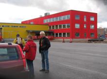 DHL flyttar in i ny hypermodern anläggning i Göteborg