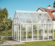 Nu lanseras hybrid-uterum/växthus. Ett kombinerat rum för det bästa av två världar