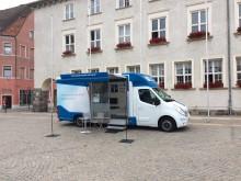 Beratungsmobil der Unabhängigen Patientenberatung kommt am 17. August nach Anklam.