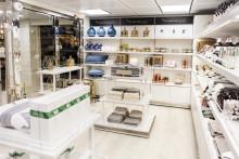 Viking Line inviger Östersjöns första designbutik
