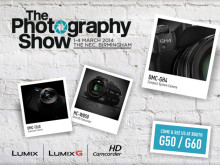 Panasonic's LUMIX GH4 to Make Its UK Debut at The Photography Show