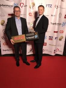 """MAN TGE vinder dansk pris som """"Årets varevogn 2017"""""""