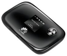 Världens snabbaste mobila router med 4G