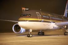 Royal Jordanian lancerer den første Boeing 787 Dreamliner