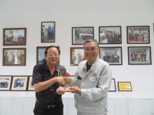 TSUNEISHI GROUP (ZHOUSHAN) SHIPBUILDING Receives Charitable Company Award from Zhoushan City