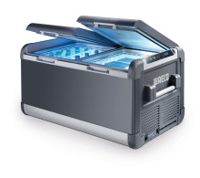Dometic: Southampton Boat Show: Dometic Introduces New CFX 95DZ2 Coolbox with Two Compartments for Cooling and Freezing