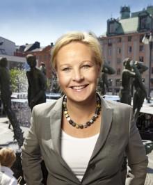 Hillevi Engström blir ny kommundirektör i Upplands Väsby kommun