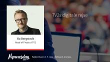 """Taler #3 på Mynewsday: """"Alle strategier bør indeholde digitale tiltag"""""""