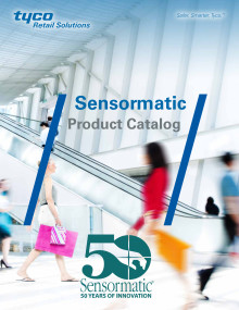 Produktkatalog för Sensormatic 2016