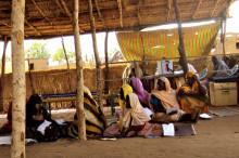 Fatima's fight against tuberculosis