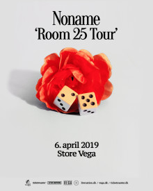 Efter udsolgt koncert i Lille VEGA i august, er Noname klar til at indtage Store VEGA 6. april.