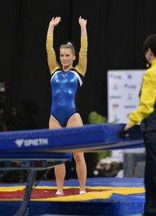 VM-brons till Lina Sjöberg när DMT-finalen avgjordes i Bulgarien