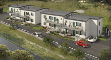 Nya bostadsrätter nära havet i Andalen, Torslanda