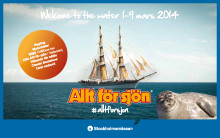 Time to book the 2014 Stockholm International Boat Show
