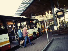 Hälften av svenska folket väljer kollektivtrafik
