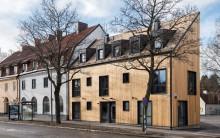 Titania vinnare av arkitekturpriset Årets Stockholmsbyggnads med Modellvillan