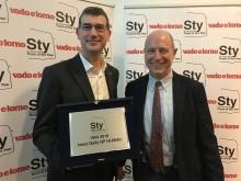"""IVECO Daily voitti kestävän kehityksen palkinnon, """"Sustainable Truck of the Year"""", toisena vuotena peräkkäin."""
