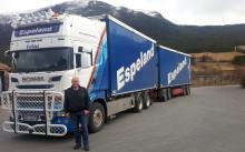 Posten Norge kjøper Espeland Transport
