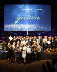 Dagligvarugalan: Här är alla vinnare 2016