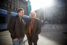 Ny samtalebok: Eskil Skjeldal og Jon Fosse om mysteriet i trua