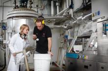 Nanocellulosa - för första gången i stor skala