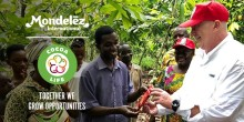 Mondelēz International Commits to Secure  100 Percent Cocoa Volume for All Chocolate Brands through its Cocoa Life Sustainability Program by 2025