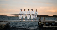 Bastu och kalla havsbad  – en riktig hälsokick