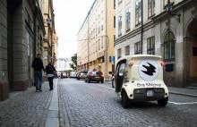 Åk mycket taxi idag – för miljöns skull.