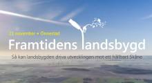Landsbygden skapar hållbar utveckling i Skåne
