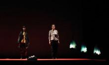 Publik- och kritikerrosade Nattpassage kommer till Folkteatern Göteborg
