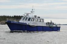 Pressinbjudan: Invigning av forskningsfartyget r/v BOTNICA den 8 juni