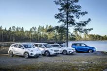 Kia visar upp bred elektrifiering i Almedalen