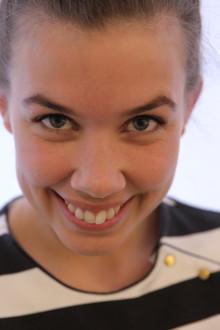 Biletbokdebutant Martine Grande med premiere på NRK Super
