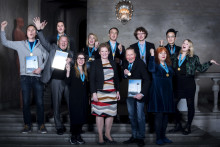Winners of Stockholm Innovation Scholarship 2016 appointed