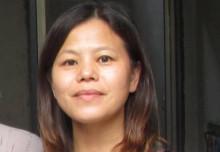 Kina - kvinnorättsaktivist fri