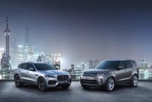 Range Rover Velar drives second quarter growth