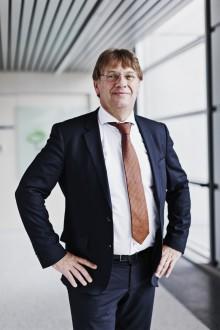 Werner Devinck ny vd för Lantmännen Unibake