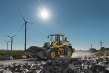 Grönt ljus för HVO i Volvos anläggningsmaskiner