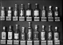 Tekniska museet lanserar parfymkollektion