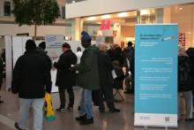 Över 170 personer KOL-testade i Skärholmen